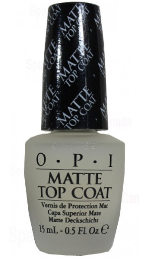 NTT35 Matte Top Coat By OPI