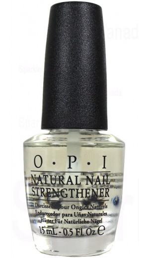 NTT60 Natural Nail Strengthener Base Coat By OPI