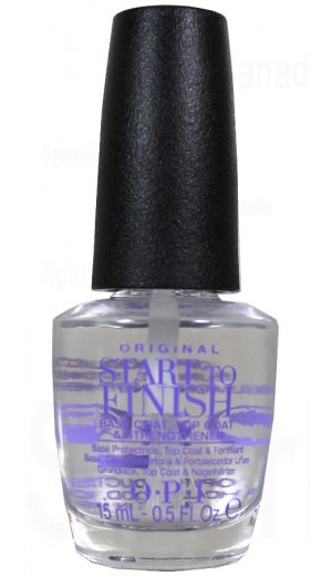 NTT70 Nail Strengthener Original Formula Start to Finish By OPI