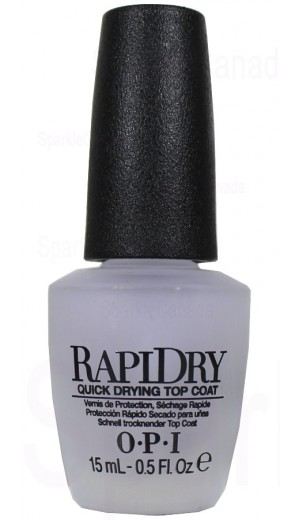 NTT74 RapiDry Top Coat By OPI