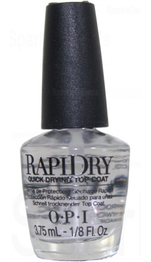 NTT74-MINI 3.75ml Mini Rapidry Top Coat By OPI