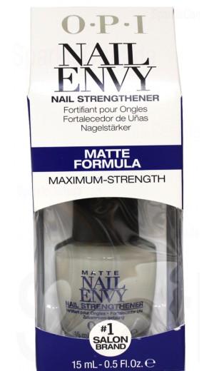 NTT82 Nail Strengthener - Matte Formula By OPI Nail Envy