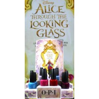 OPI 2016 Disney Alice Through The Looking Glass Collection