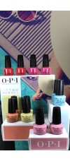 OPI 2016 Retro Summer Collection
