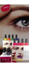OPI 2016 True Neon Collection