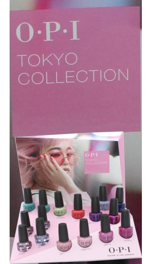11-251 OPI 2019 Tokyo Collection