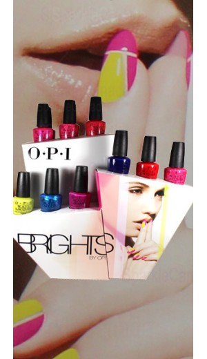 11-305 OPI Brights 2015 Collection