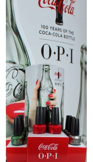 11-1347 OPI Cocacola 2015 Collection