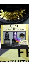 OPI Get the Gold Treatment Collection