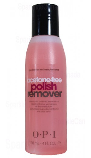5-373 120 ml Acetone-Free Polish Remover By OPI Nail Care