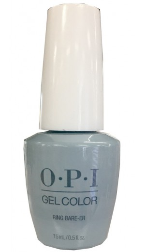 18-784 Ring Bare-er By OPI Gel Color