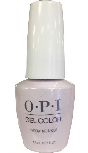 18-786 Throw Me A Kiss By OPI Gel Color