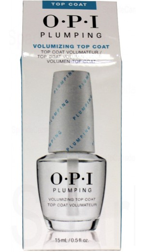 1-2780 Opi Plumping Top Coat By OPI