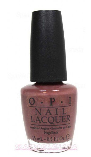 NLH64 Wooden Shoe Like To Know? By OPI