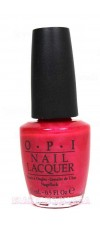Cha-Ching Cherry By OPI