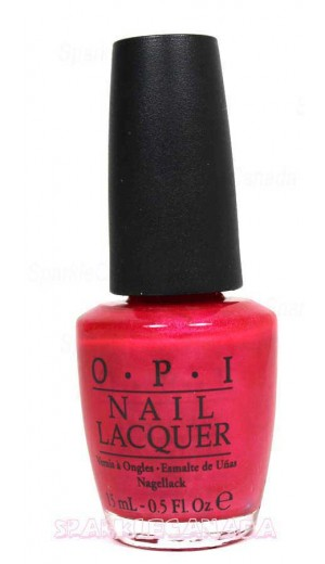 NLV12 Cha-Ching Cherry By OPI