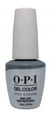 OPI Gel Stay Strong Base Coat By OPI Gel Color