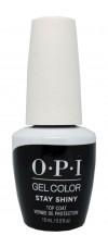 OPI Gel Stay Shiny Top Coat By OPI Gel Color