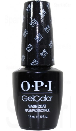 GC010 Base Coat By OPI Gel Color