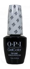 Top Coat By OPI Gel Color