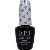 Top Coat By OPI Gel Color