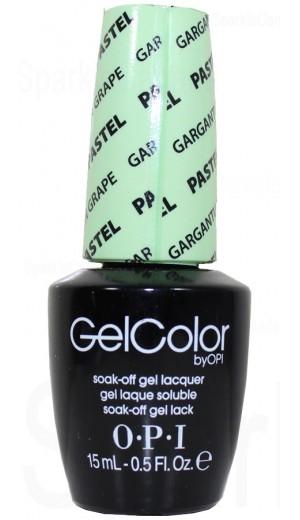 GC103 Gargantuan Green Grape By OPI Gel Color
