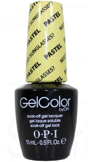 GC104 Need Sunglasses? By OPI Gel Color