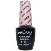 Are We There Yet? By OPI Gel Color