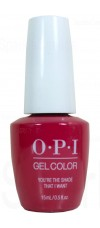 You are The Shade That I Want By OPI Gel Color