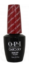 The Thrill Of Brazil By OPI Gel Color