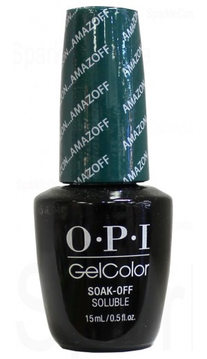 GCA64 AmazON...AmazOFF By OPI Gel Color