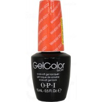 Where did Suzi's Man-go? By OPI Gel Color