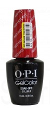 Red Hot Rio By OPI Gel Color