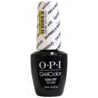 OPI Pinks and Needles By OPI Gel Color