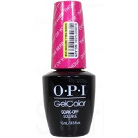 The Berry Thought of You By OPI Gel Color