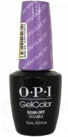 Do You Lilac It? By OPI Gel Color