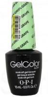 Gargantuan Green Grape By OPI Gel Color