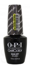 My Private Jet By OPI Gel Color