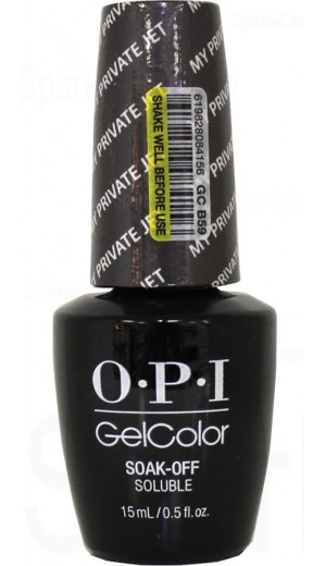 OPI Gel Color My Private Jet By OPI Gel Color GCB59  Sparkle Canada  One
