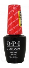 OPI On Collins Ave By OPI Gel Color