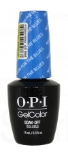 No Room For The Blues By OPI Gel Color