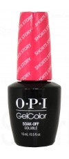 Shorts Story By OPI Gel Color