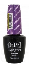 A Grape Fit! By OPI Gel Color