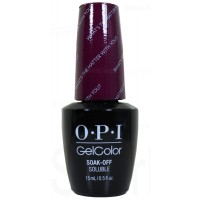 What's the Hatter with You ? By OPI Gel Color