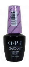 I'm Gown for Anything ! By OPI Gel Color
