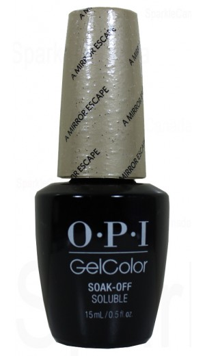 GCBA6 A Mirror Escape By OPI Gel Color
