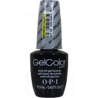 My Signature is DC By OPI Gel Color