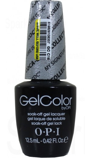 GCC16 My Signature is DC By OPI Gel Color