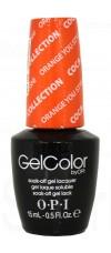 Orange You Stylish! By OPI Gel Color