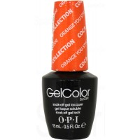 Orange You Stylish! By OPI Gel Color